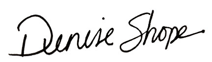 Denise Shope Signature