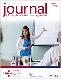 ASHRM Journal 41-1