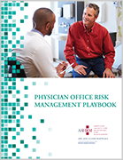 Physician Office Risk Management Playbook